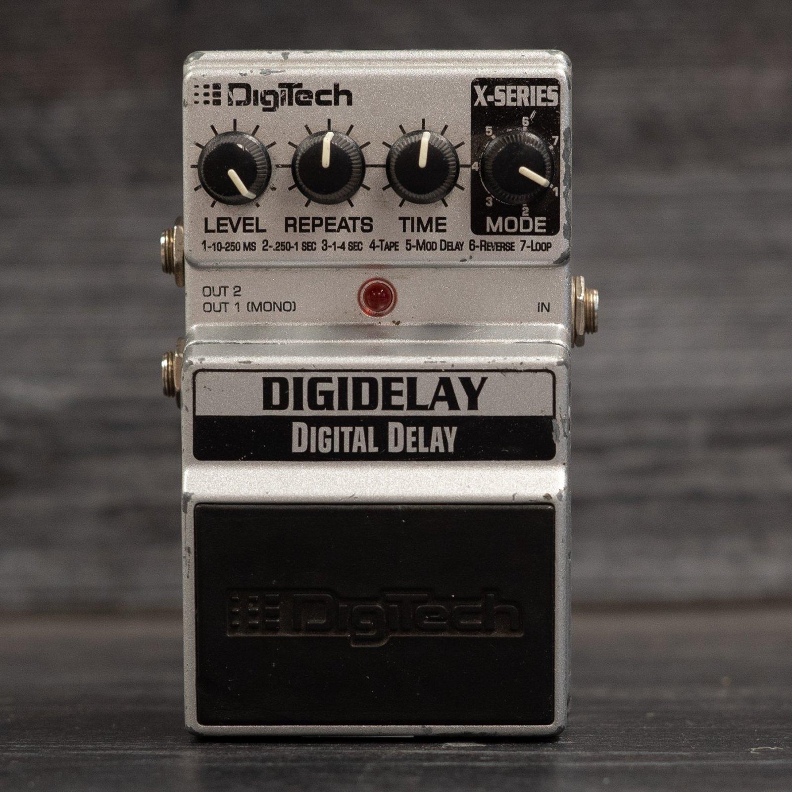 DigiTech DigiDelay (USED) - HOLD