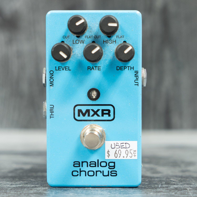 MXR Analog Chorus (USED)- HOLD