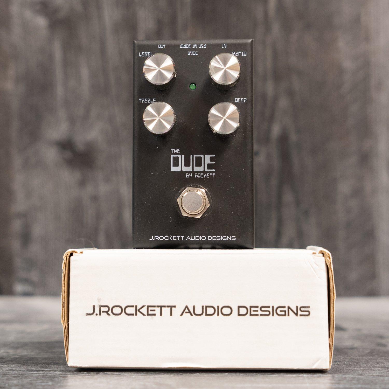 J. Rockett Audio The Dude Overdrive V2 (USED)