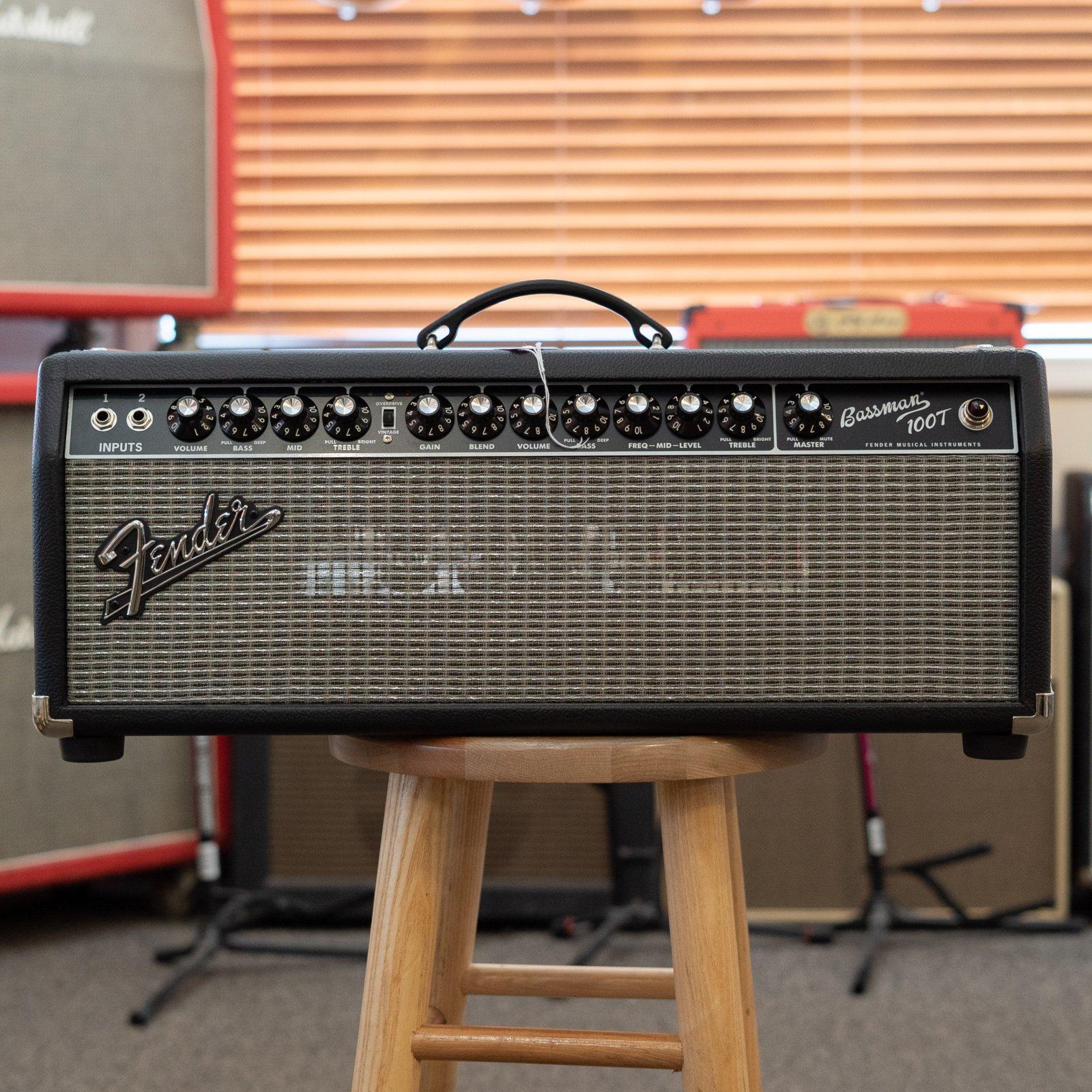 Fender Bassman 100T Head (USED)