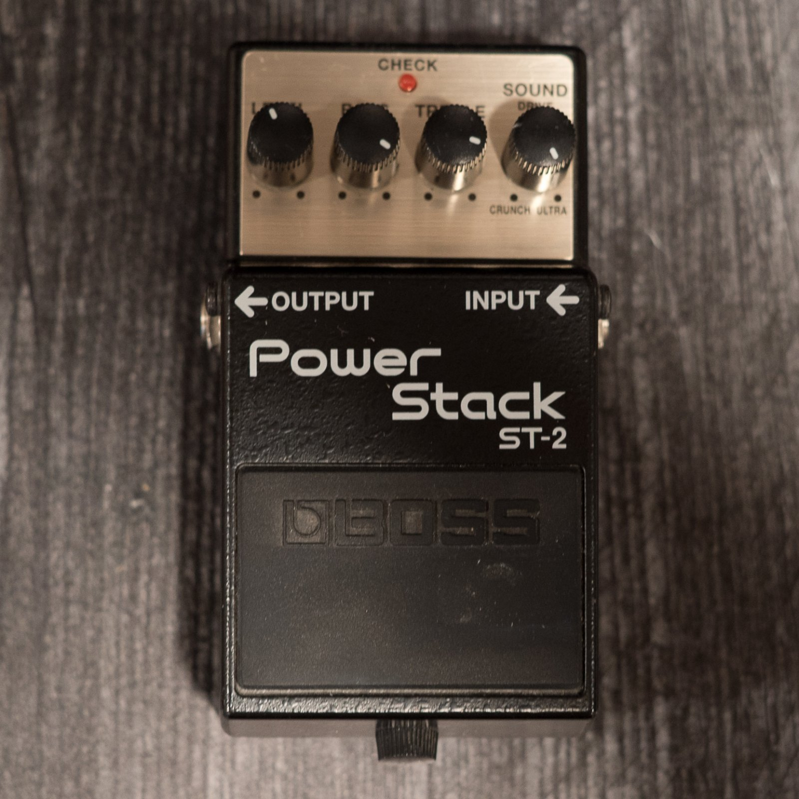 BOSS ST-2 Power Stack (USED)