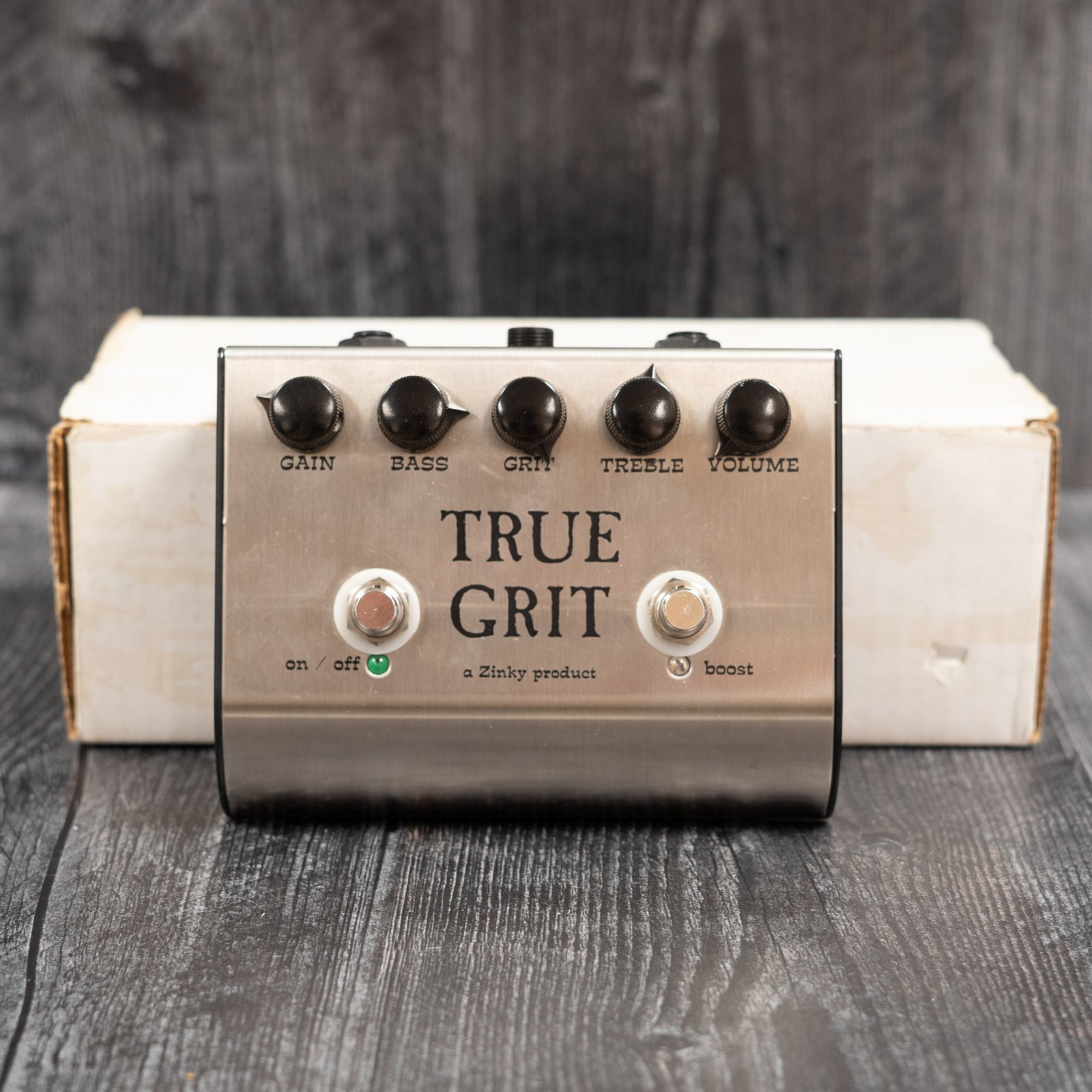 Zinky True Grit  (USED)