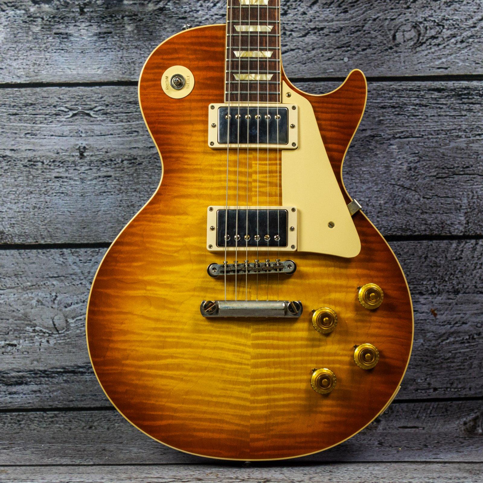 Gibson Custom Shop 60th Anniversary 1960 Les Paul Standard V1 VOS - Antiquity Burst