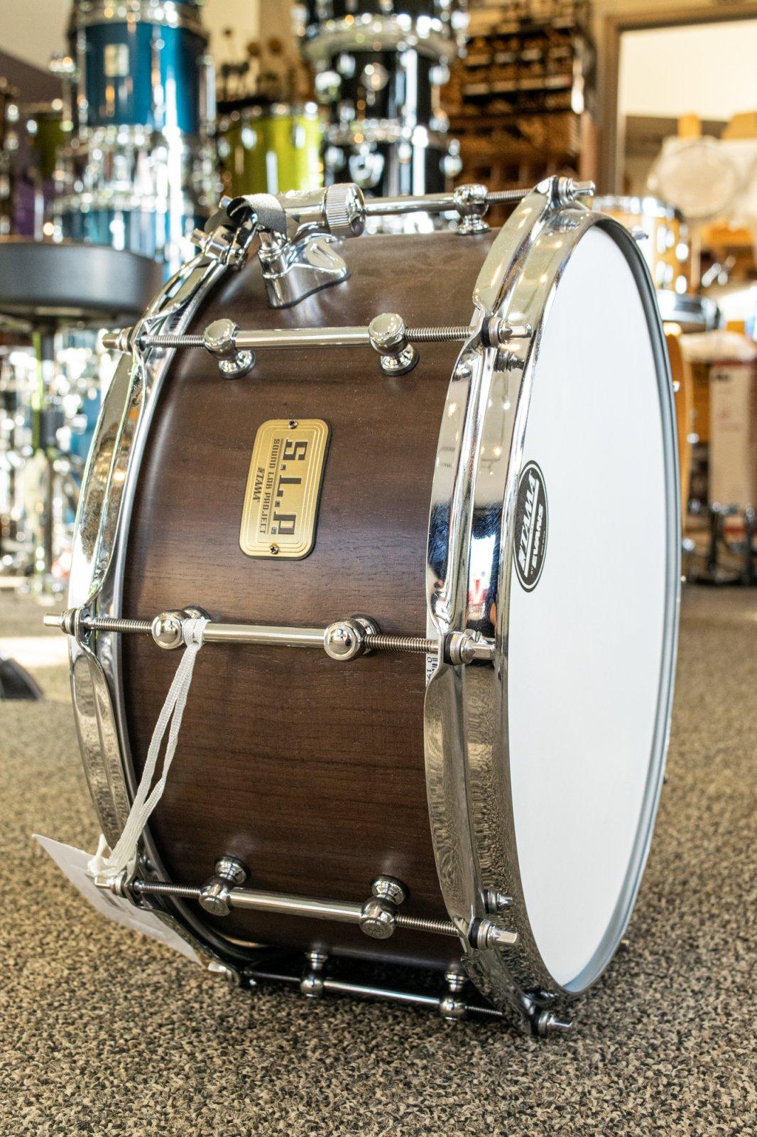 Tama S.L.P. Snare Drum G-Walnut 6.5x14