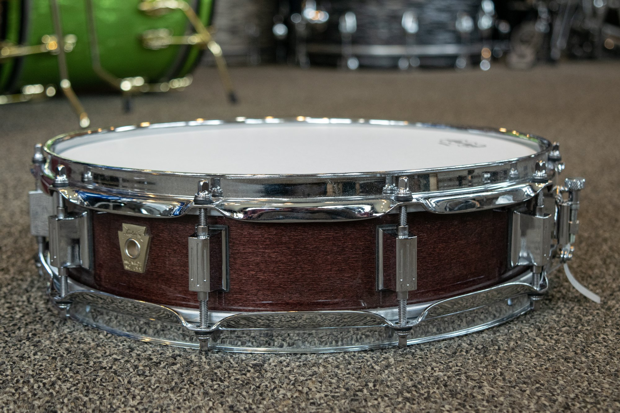 Ludwig Classic Maple 3 1/2 x 14 Piccolo Snare