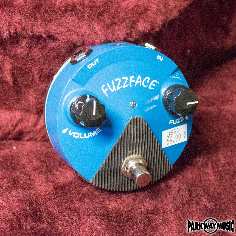 Dunlop Mini Fuzz Face (USED)