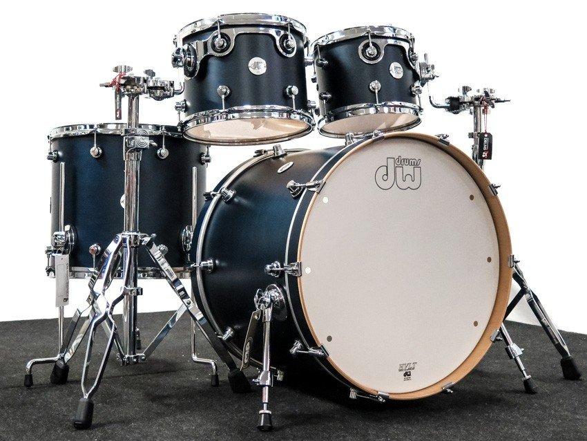 DW Design Series 5pc Drum Set