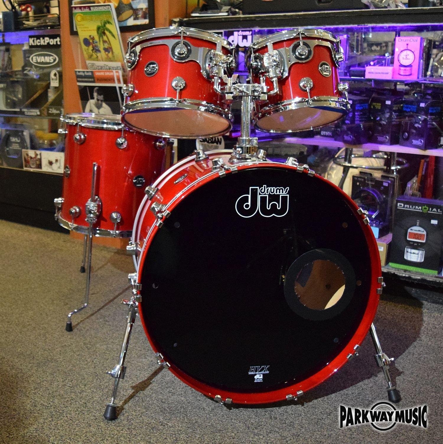 Drum Workshop Performance Series Drum Set (USED)