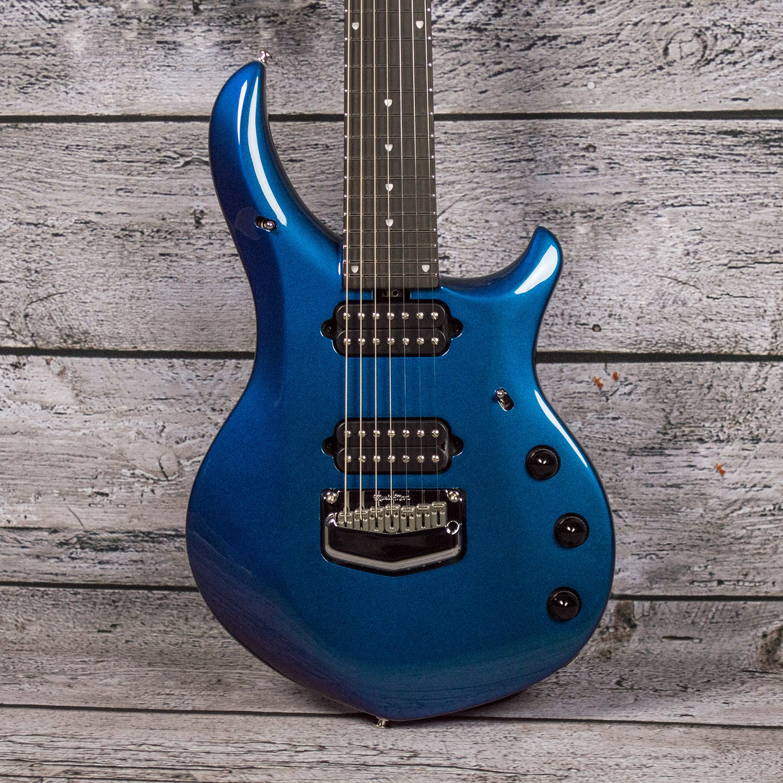 Ernie Ball Music Man Majesty 7 - Kinetic Blue