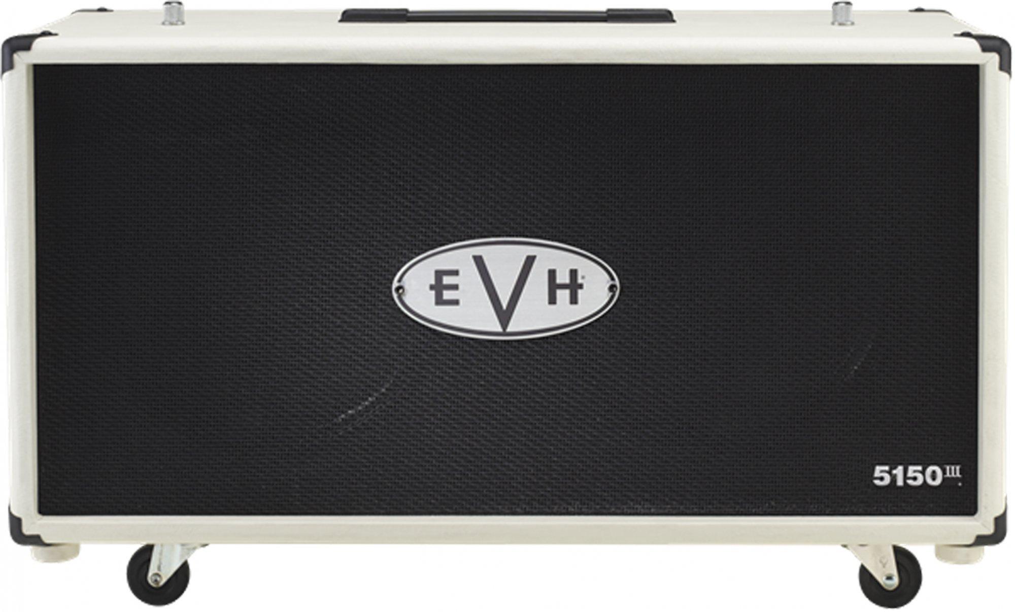 EVH 5150 III 2x12 Cabinet Ivory
