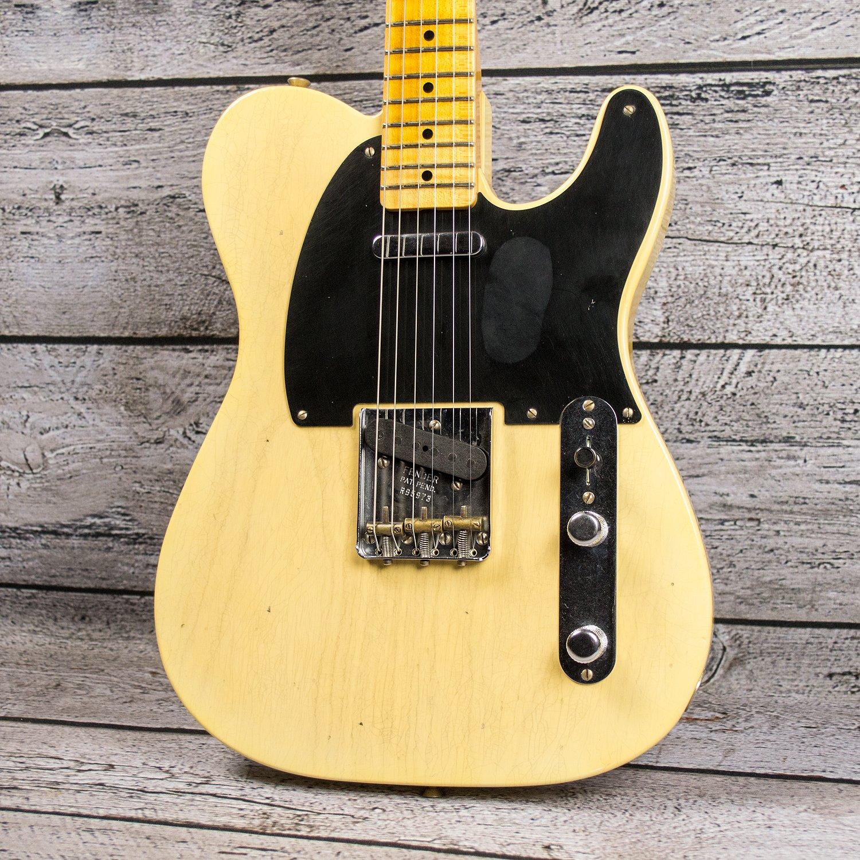 Fender 1951 Nocaster Blonde Journeyman Relic