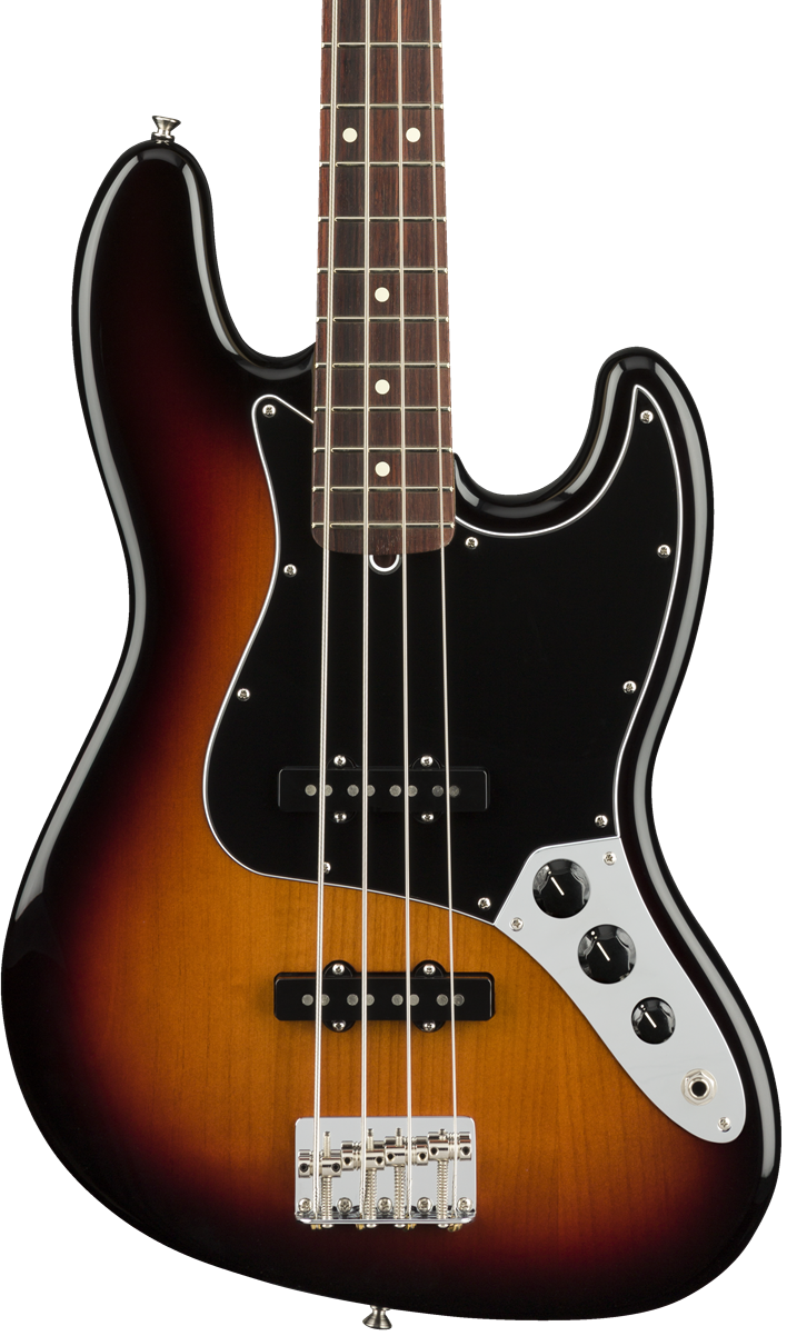 Fender American Performer Jazz Bass - 3-Color Sunburst