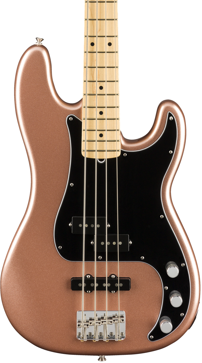 Fender American Performer Precision Bass - Penny