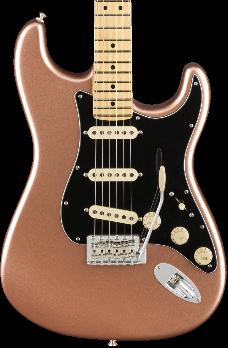 Fender American Performer Stratocaster - Penny w/ Maple Fingerboard