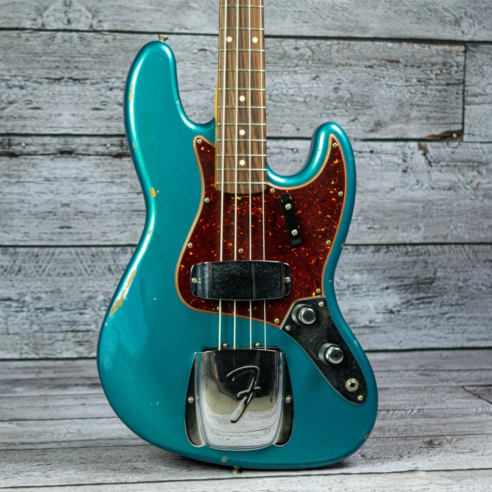 Fender Custom Shop 1960 Jazz Bass Relic (USED)