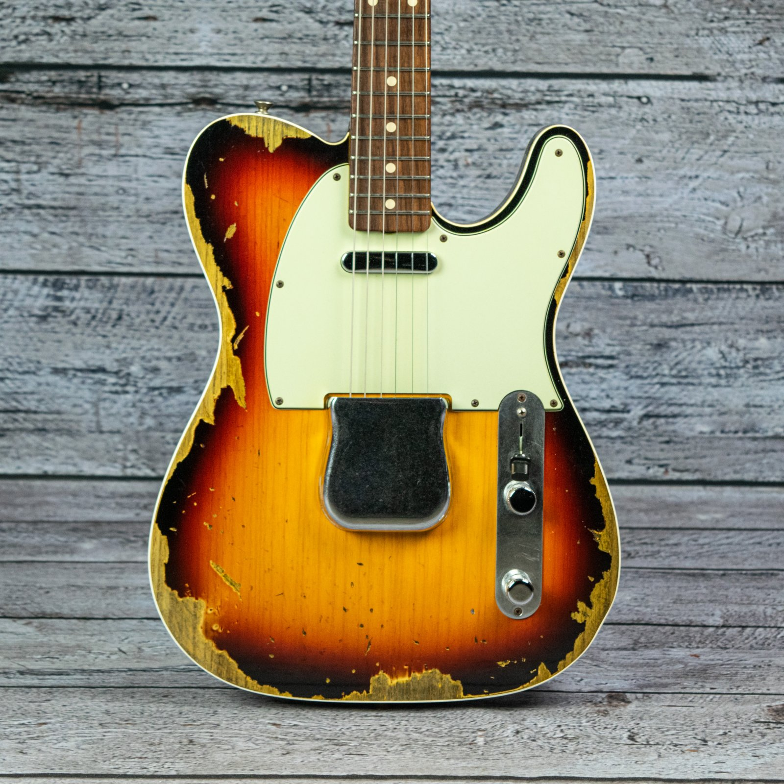 Fender Custom Shop 1960 Telecaster Custom Heavy Relic (USED)