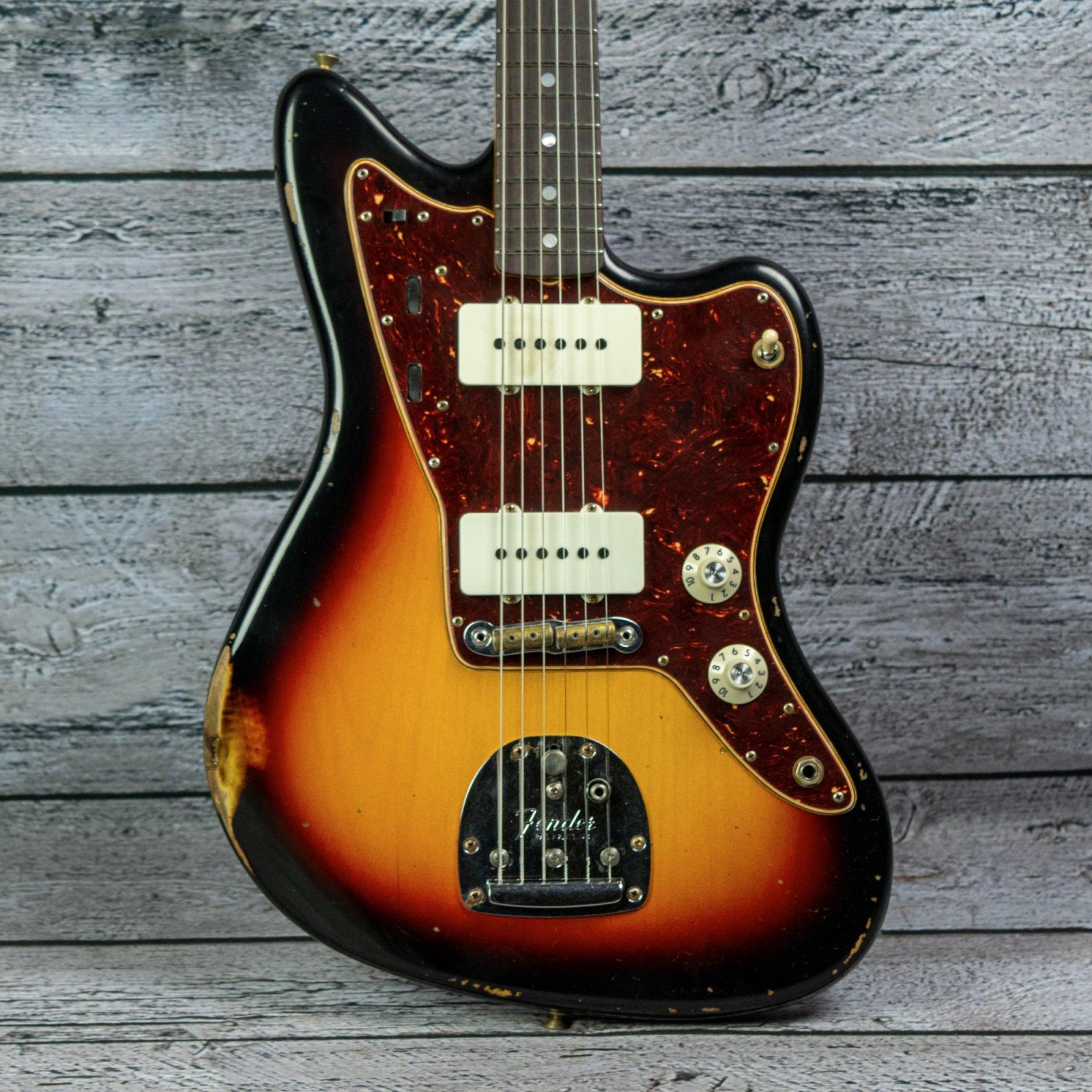 Fender Custom Shop 1965 Jazzmaster Relic - 3-Color Sunburst