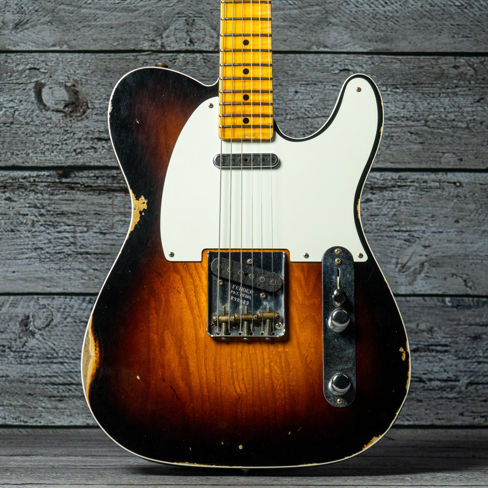 Fender Custom Shop Limited Double Esquire Relic (USED)
