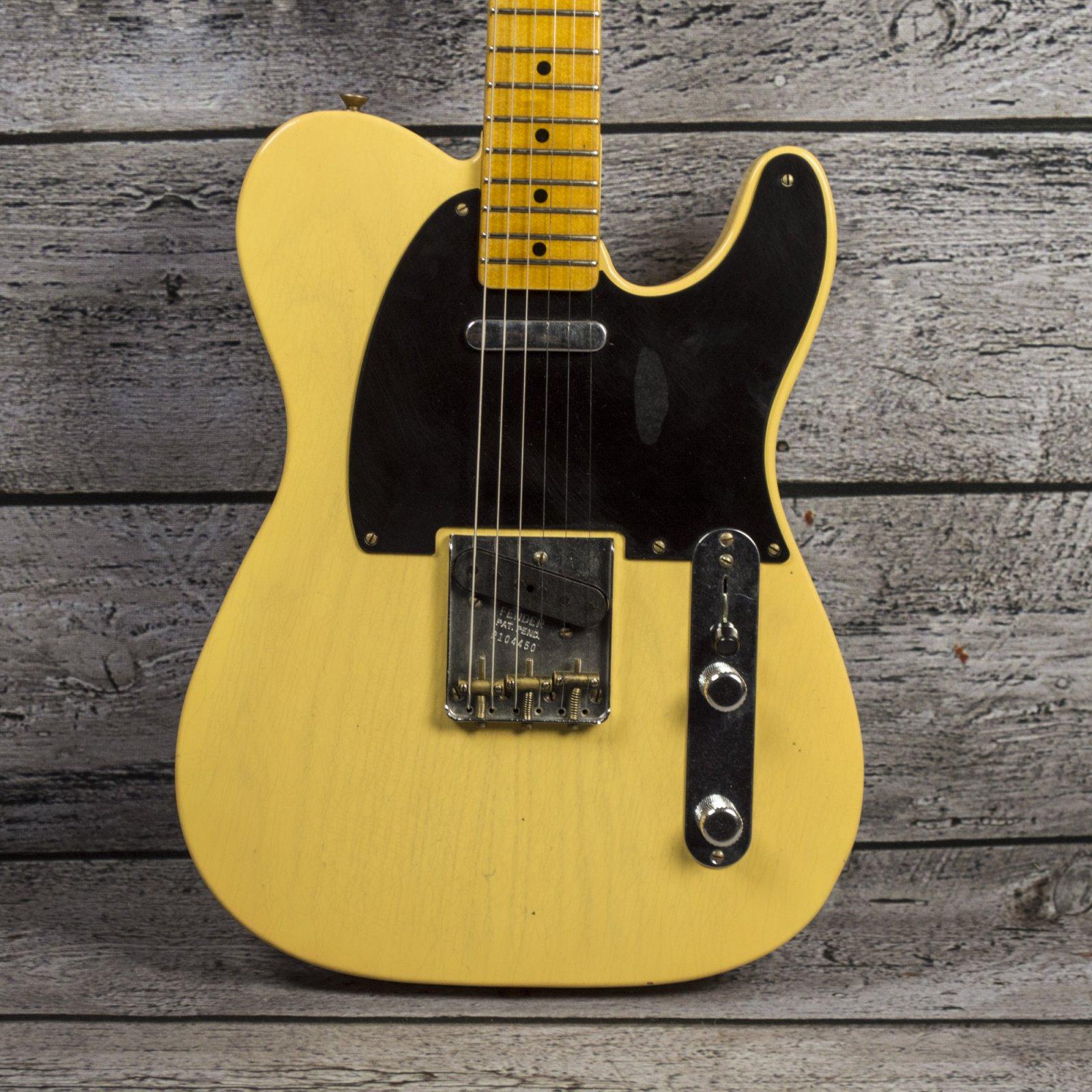 Fender Custom Shop Limited Edition 70th Anniversary Broadcaster Journeyman Relic