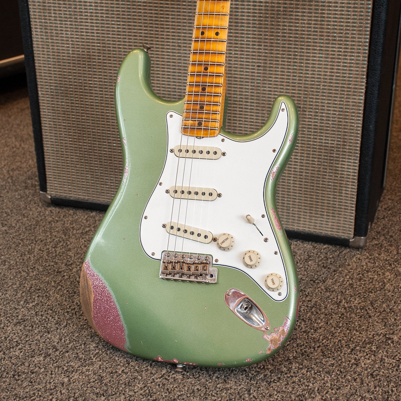 Fender Custom Shop '64 Special Strat Ltd Ed Relic - SOLD