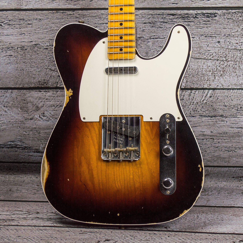 Fender Custom Shop LTD Double Esquire Special Journeyman - SOLD