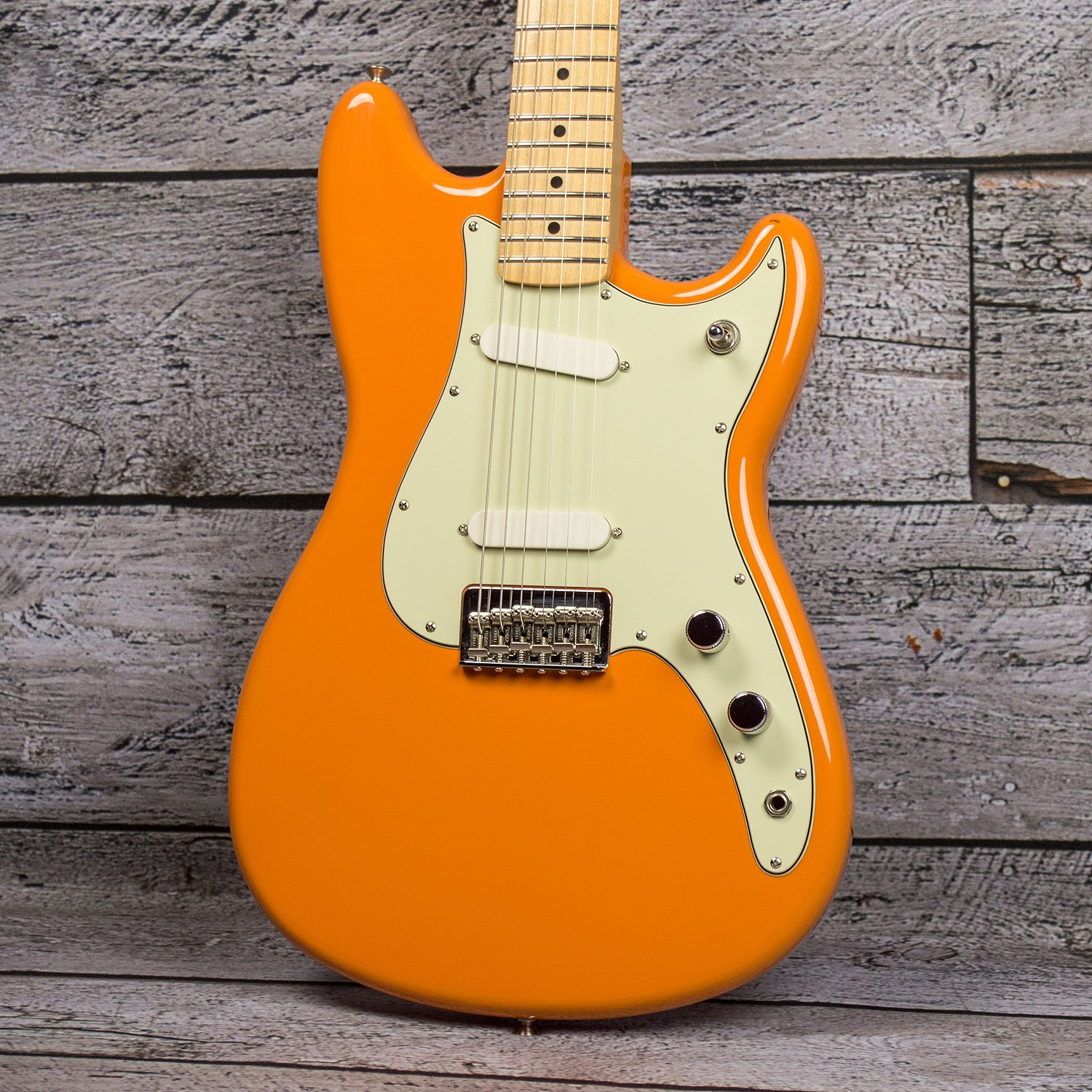 Fender Duo-Sonic SS - Capri Orange (USED)
