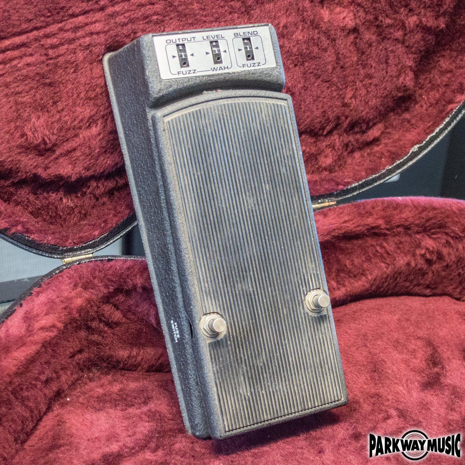 Fender Fuzz Wah F (USED)