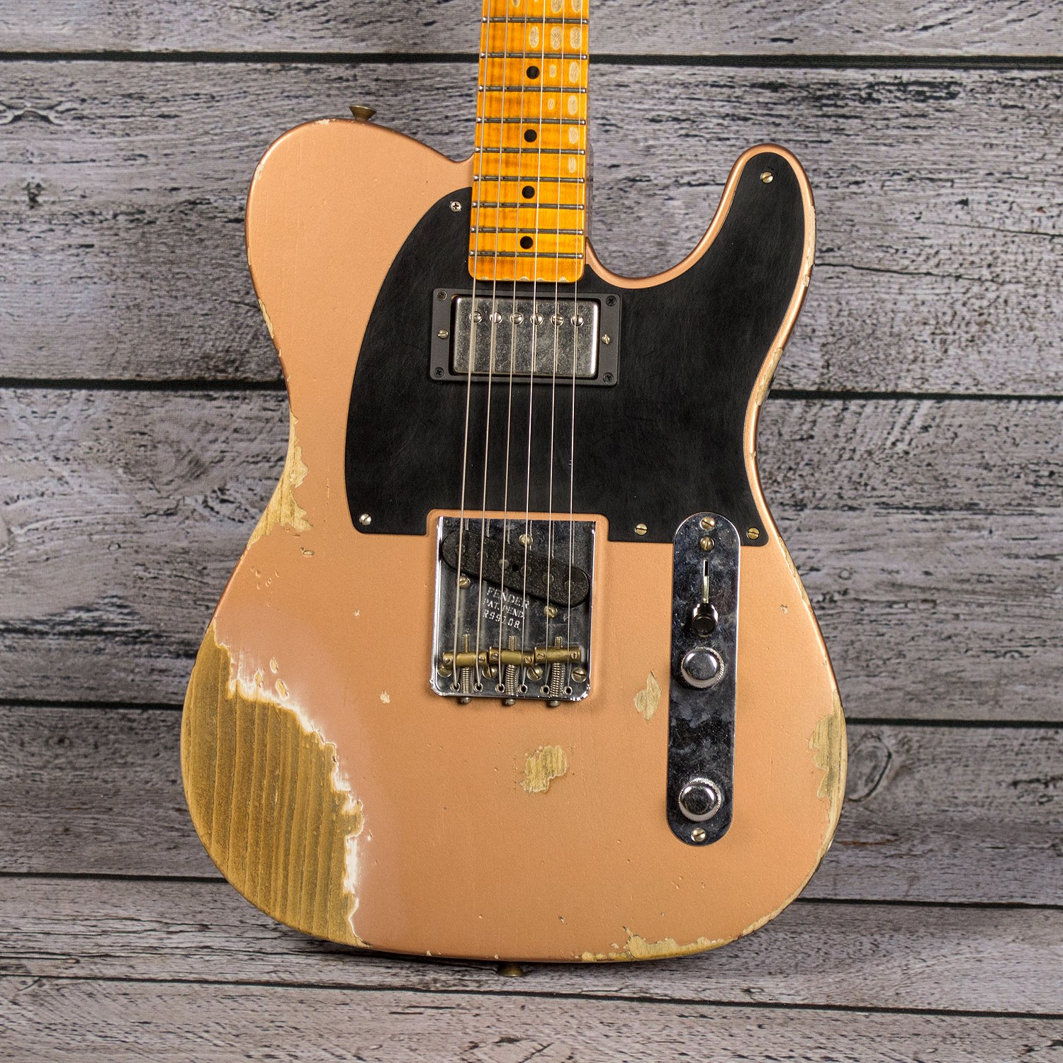 Fender Custom Shop Limited Edition 1951 Telecaster HS Relic - Aged Copper