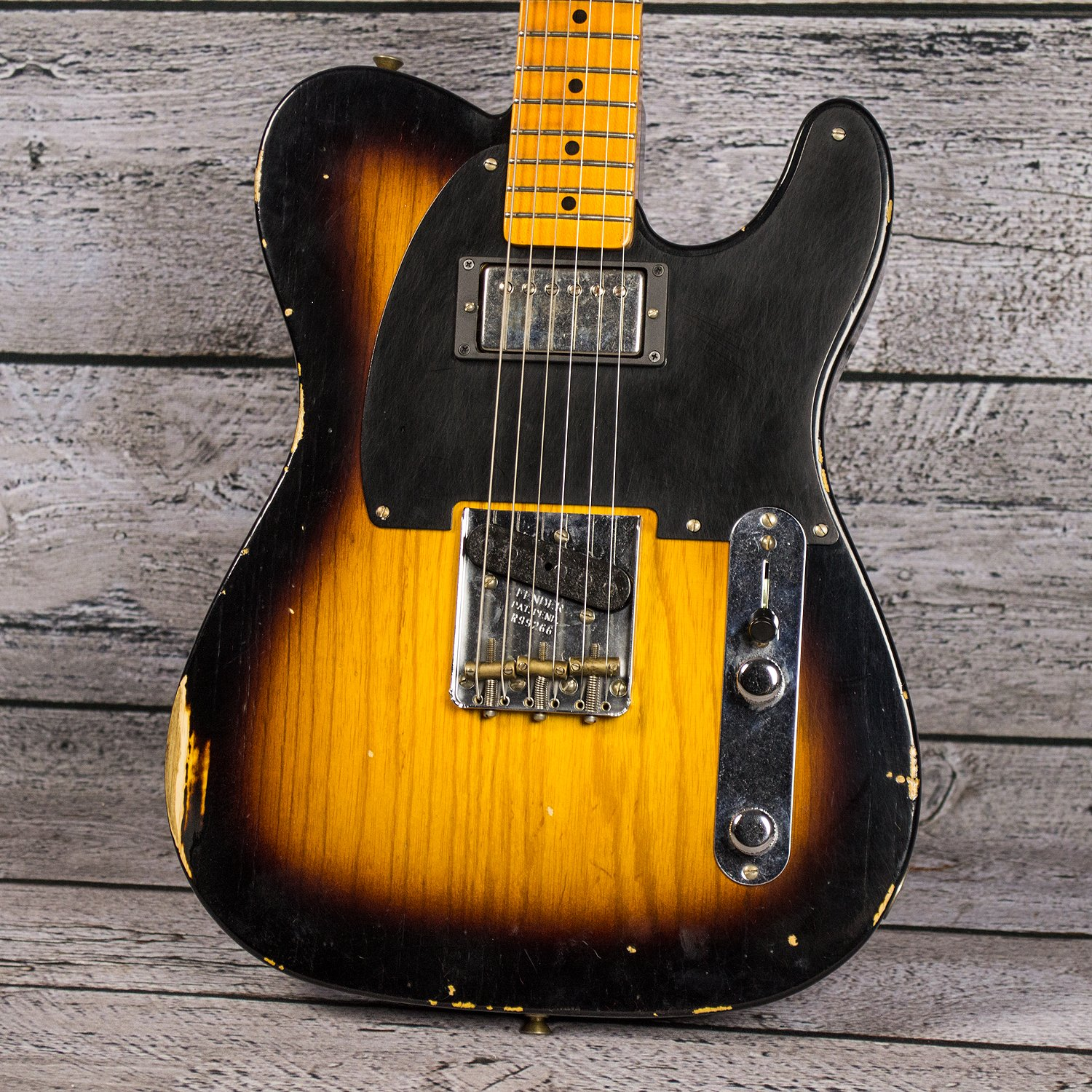 Fender Limited Edition Custom Shop '51 HS Telecaster Relic