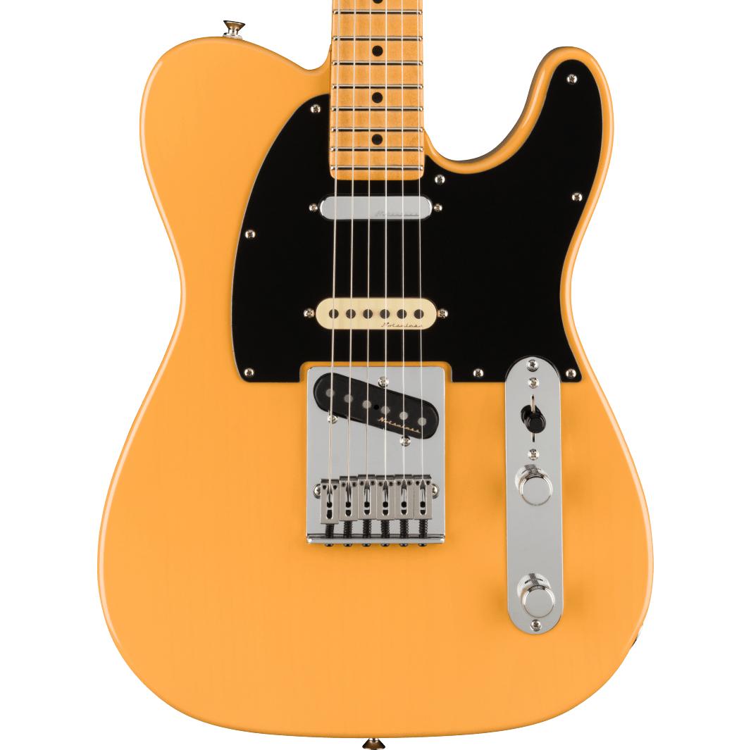 Fender Player Plus Nashville Telecaster - Maple Fingerboard, Butterscotch Blonde