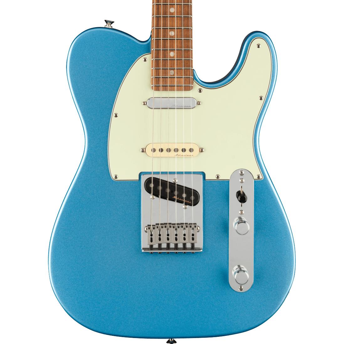 Fender Player Plus Nashville Telecaster - Pau Ferro Fingerboard, Opal Spark