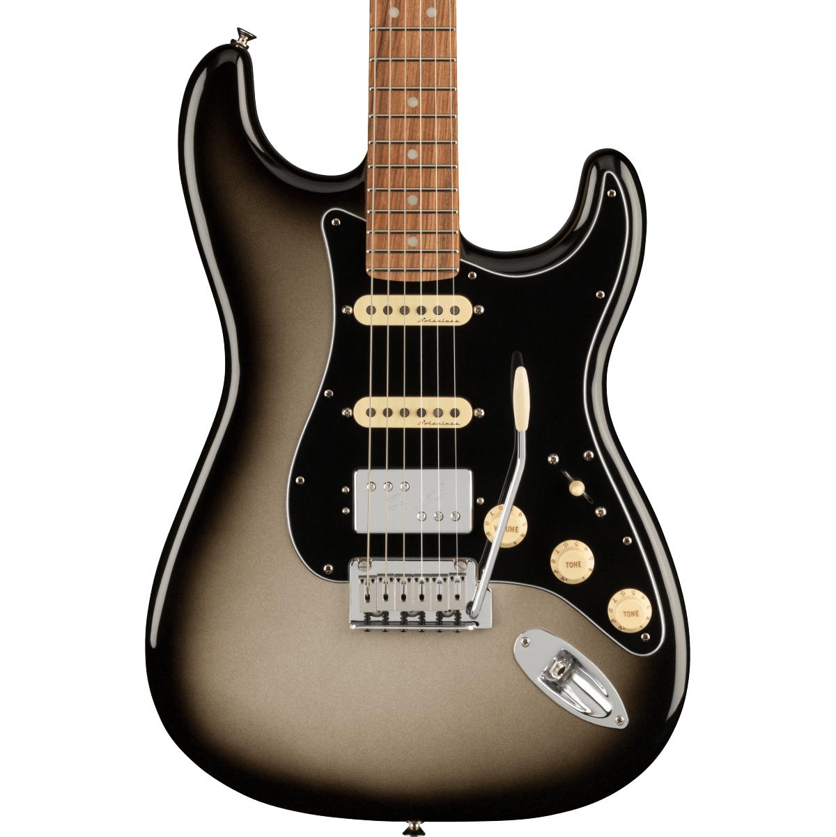 Fender Player Plus Stratocaster HSS - Pau Ferro Fingerboard, Silverburst