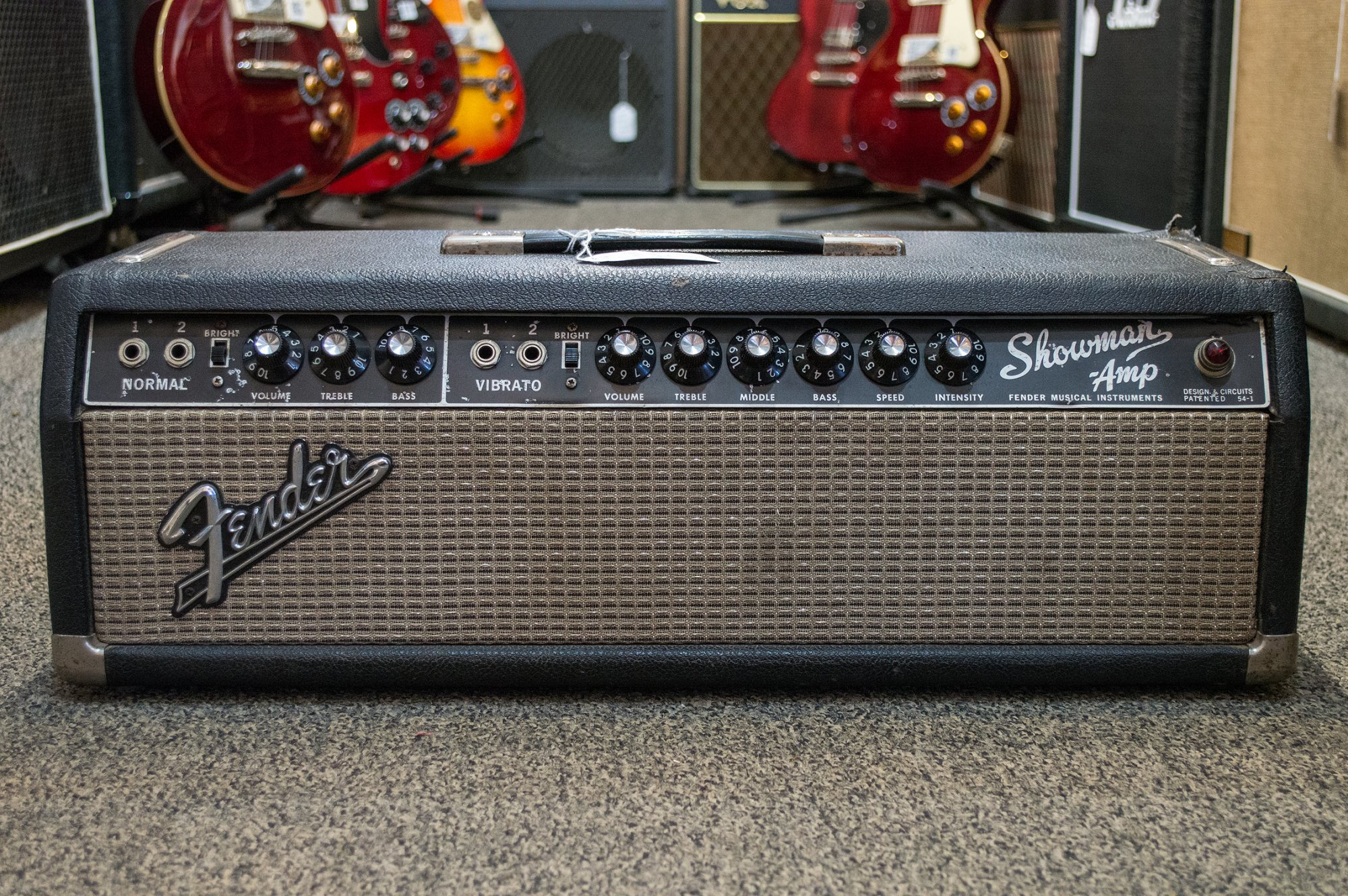 Fender Showman 1966