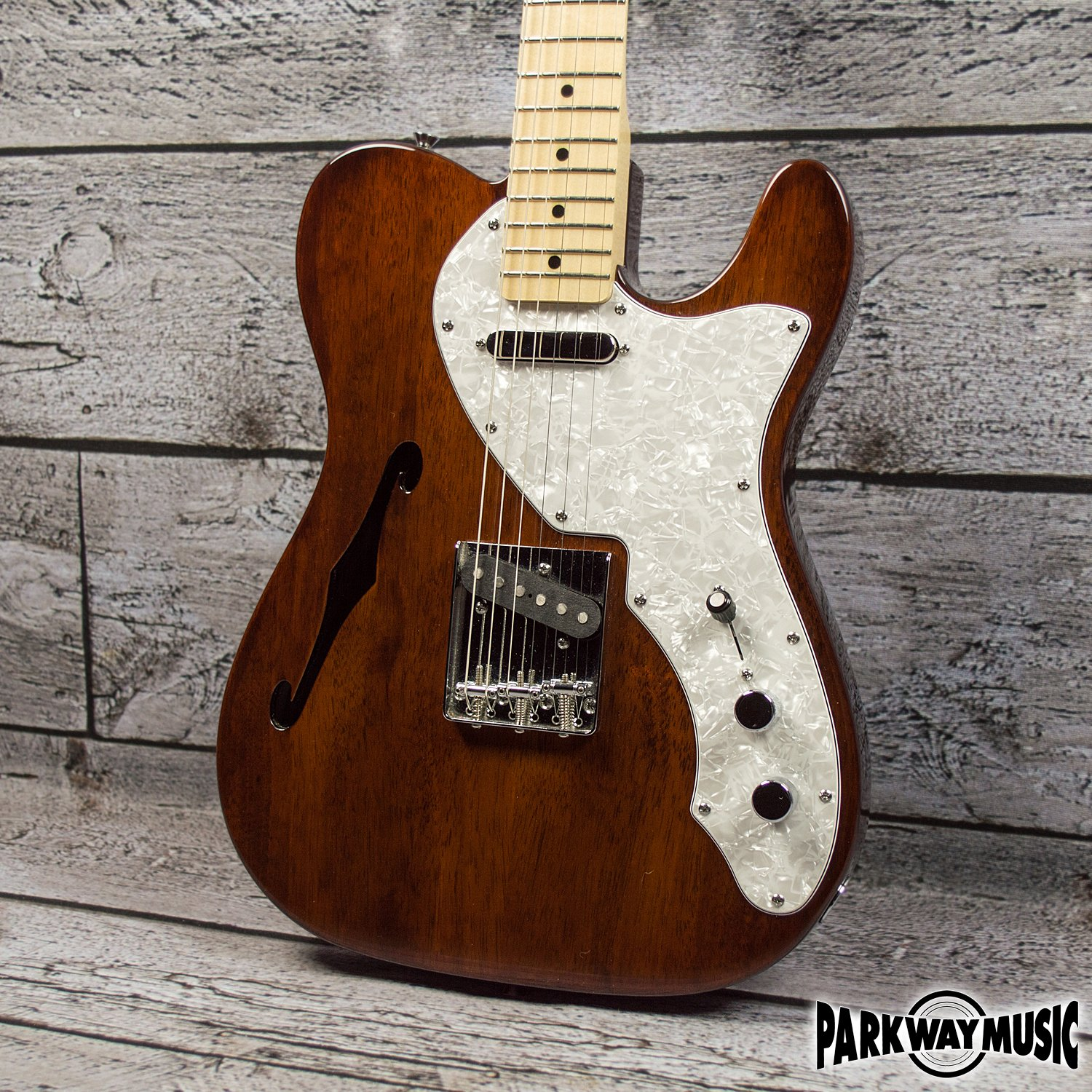 fender squier classic vibe thinline telecaster used. Black Bedroom Furniture Sets. Home Design Ideas
