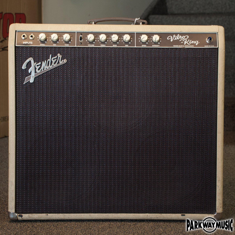 Fender Vibro King - Blonde 1994 (USED) - HOLD
