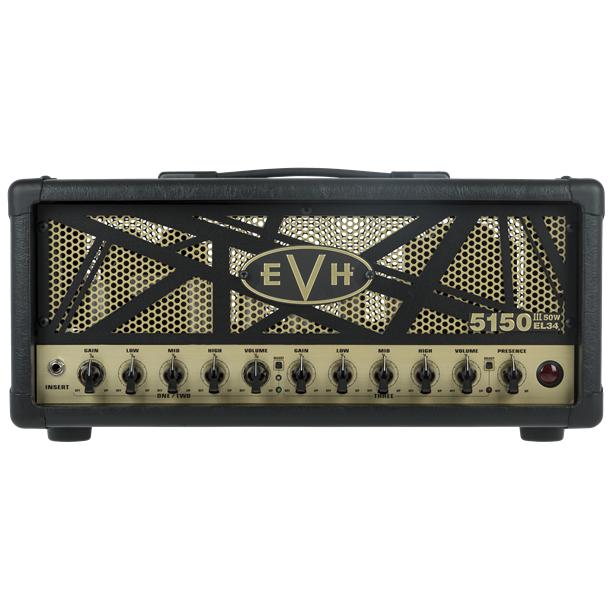 EVH 5150 III 50 Watt EL34 Head