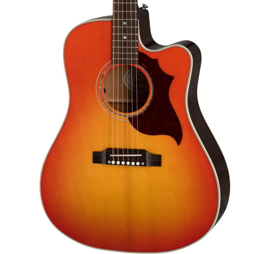 Gibson Hummingbird M Mahogany - Light Cherry Sunburst