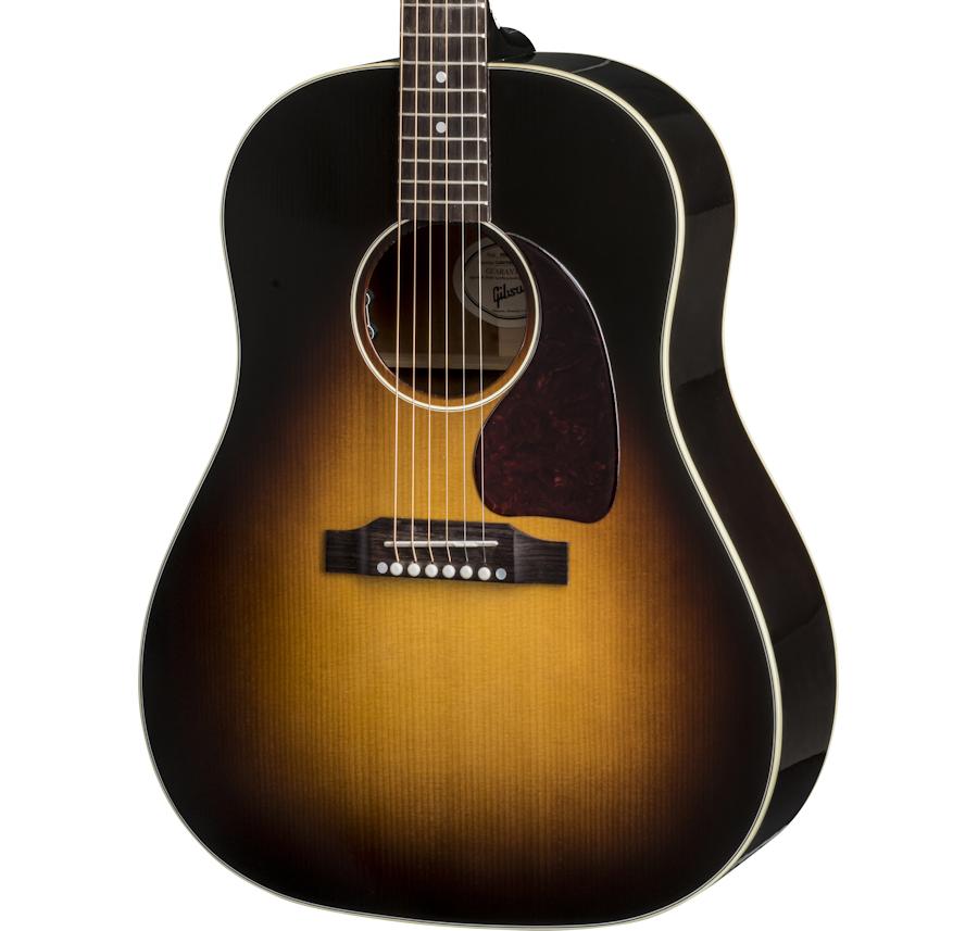 Gibson J-45 Standard - Vintage Sunburst w/ Case