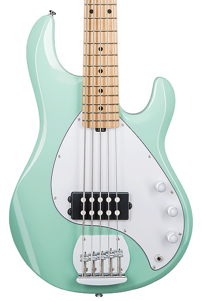 Sterling by Music Man SUB Series Ray5 - Mint Green