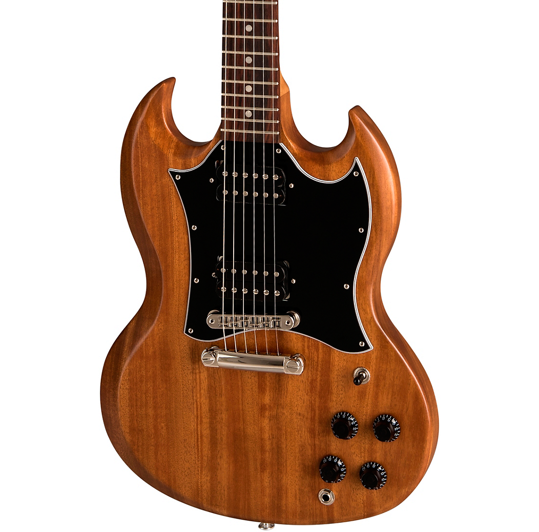 GIbson SG Tribute - Natural Walnut