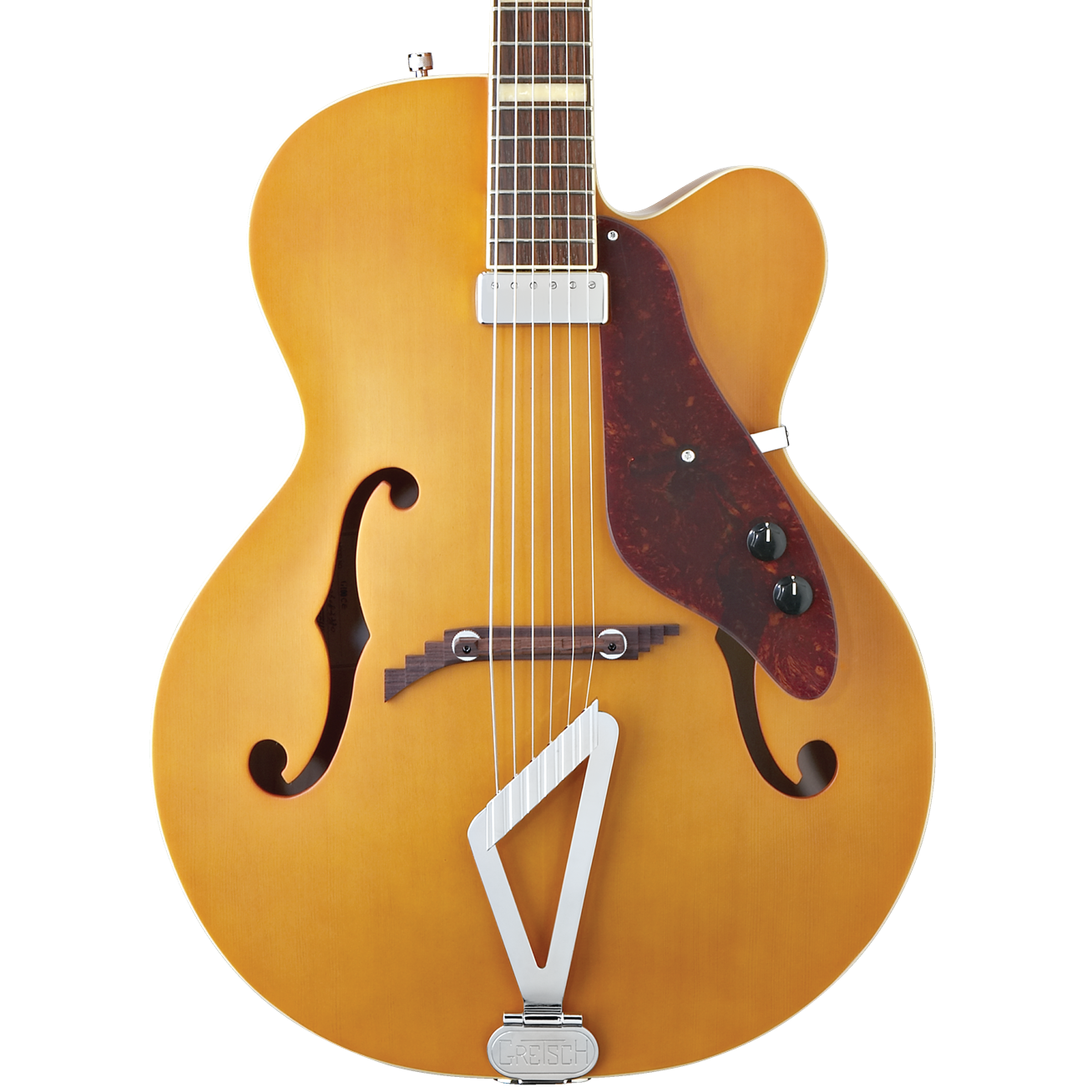 Gretsch G100CE AN Synchromatic Archtop Single-Cut - Rosewood Fingerboard, Antique Natural