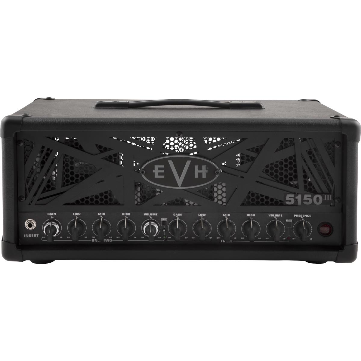 EVH 5150 III 50S Stealth 6L6 Tube Head