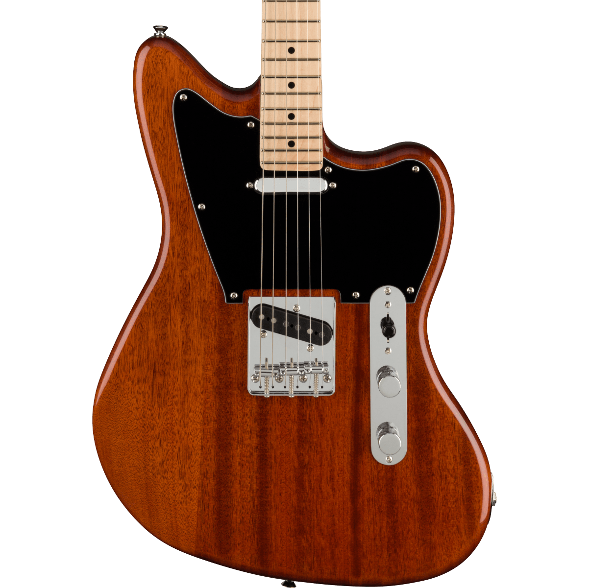 Squier Paranormal Offset Telecaster - Maple Fingerboard, Natural