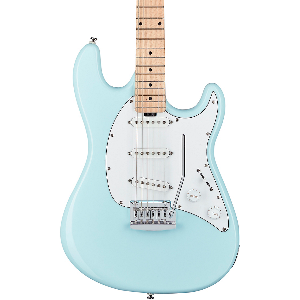 Sterling by Music Man Cutlass SSS - Daphne Blue