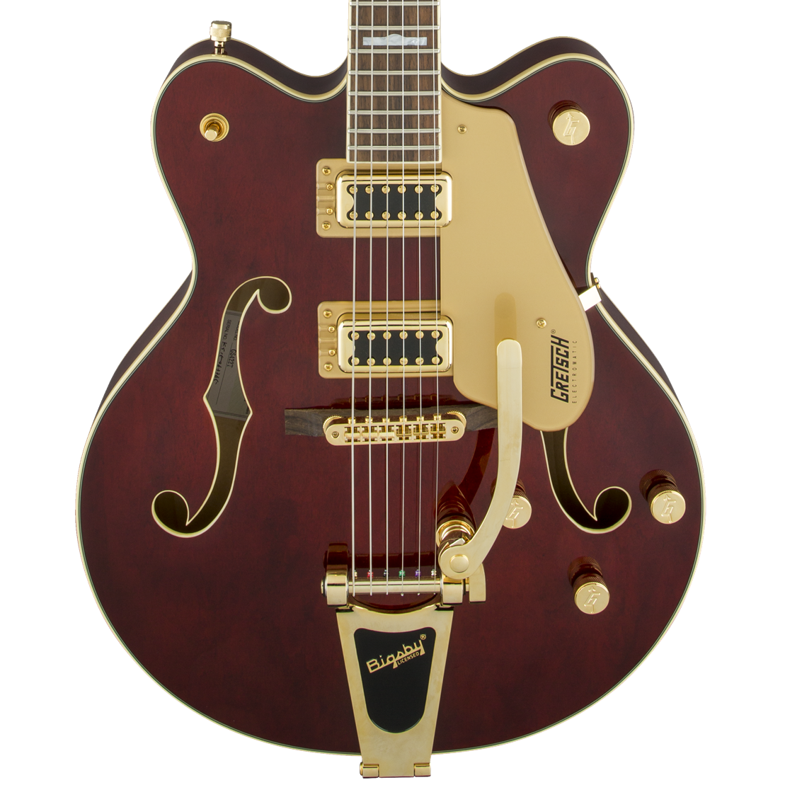 Gretsch G5422TG Electromatic Hollowbody with Bigsby - Walnut Stain