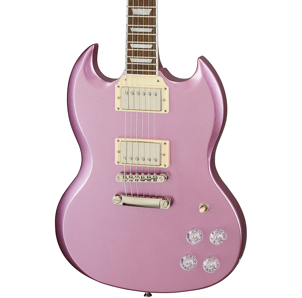 Epiphone SG Muse - Purple Passion Metallic
