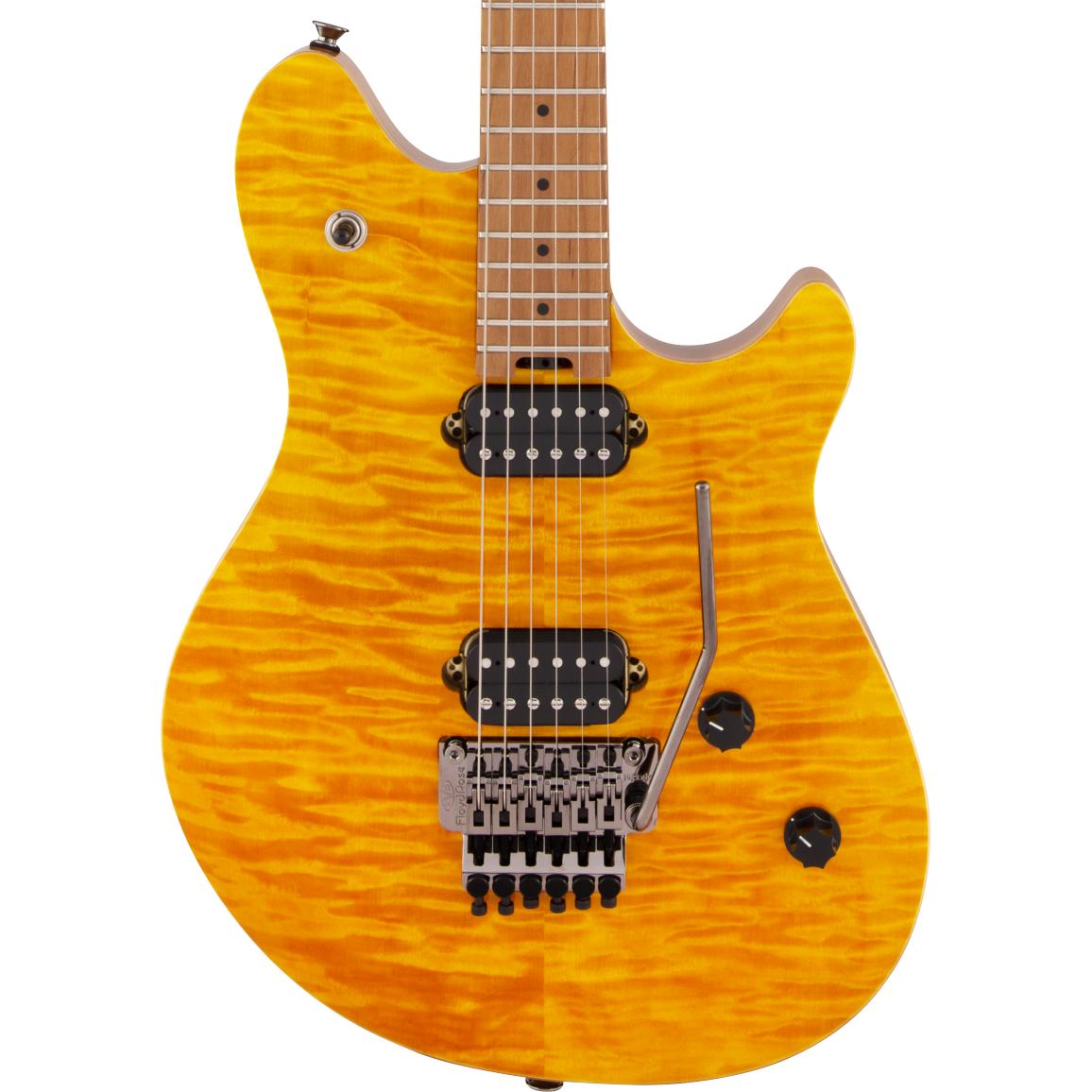EVH Wolfgang Standard - Transparent Amber