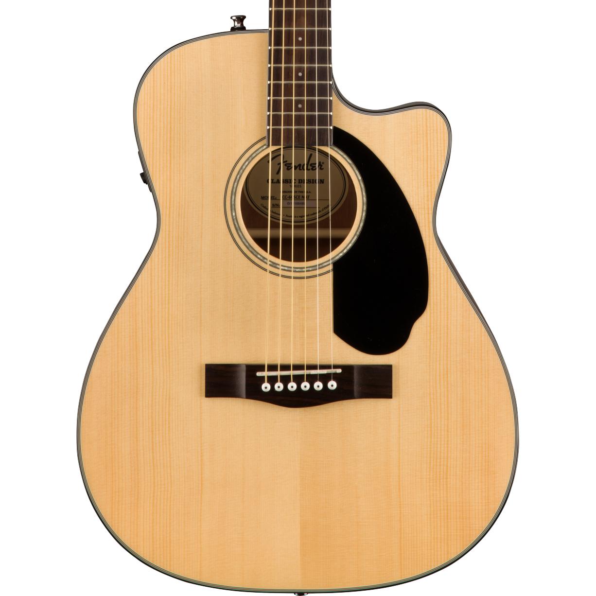 Fender CC-60SCE - Natural