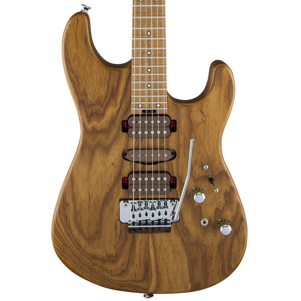 Guthrie Govan USA Signature HSH Caramelized Ash