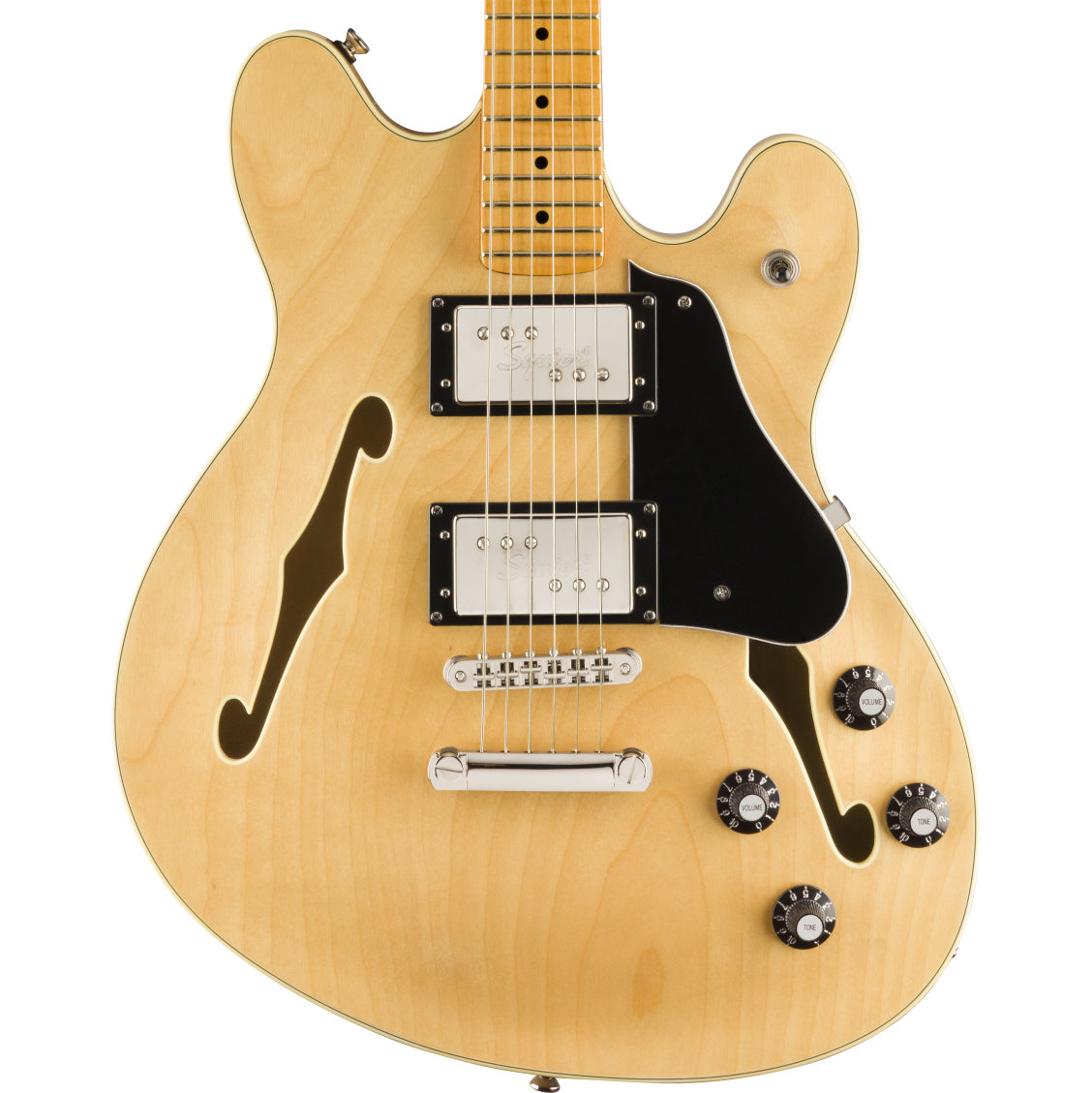 Squier Classic Vibe Starcaster - Maple Fingerboard, Natural